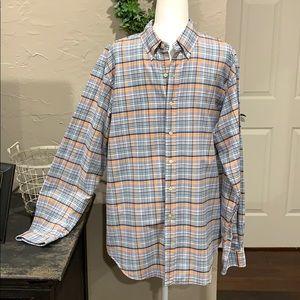 Ralph Lauren Classic fit LS shirt size XL